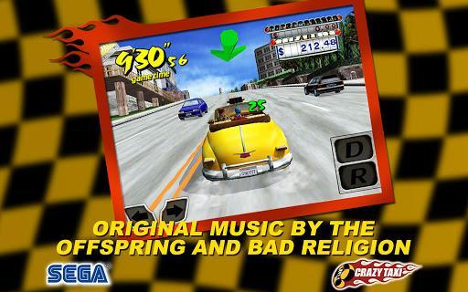 Crazy Taxi Classic - Imagem 1 do software