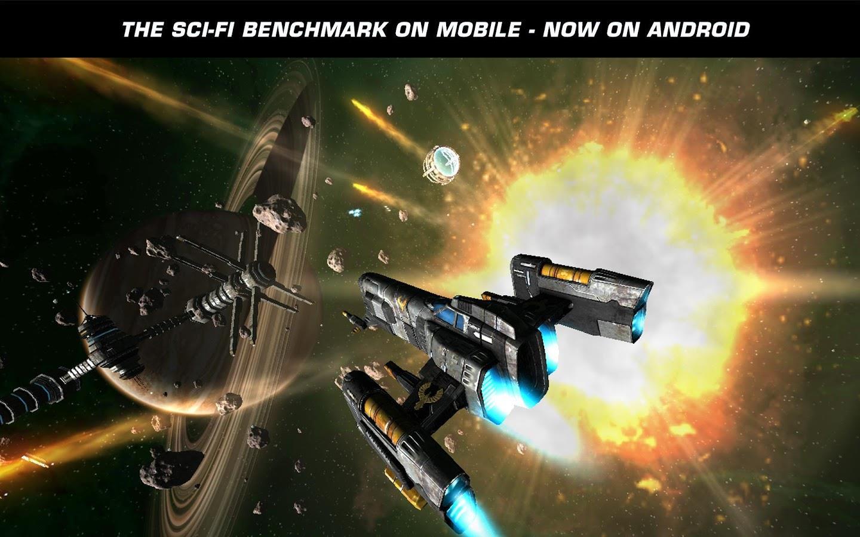 Galaxy on Fire 2 HD - Imagem 1 do software
