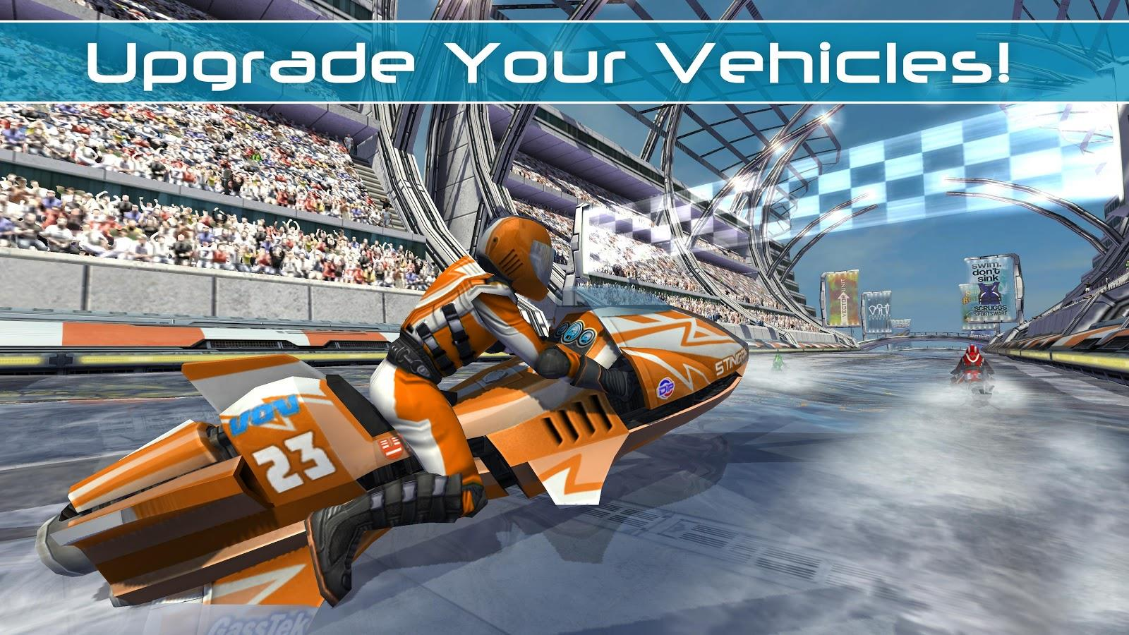 Riptide GP2 - Imagem 1 do software