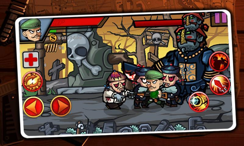 Zombie Fighter - Imagem 1 do software