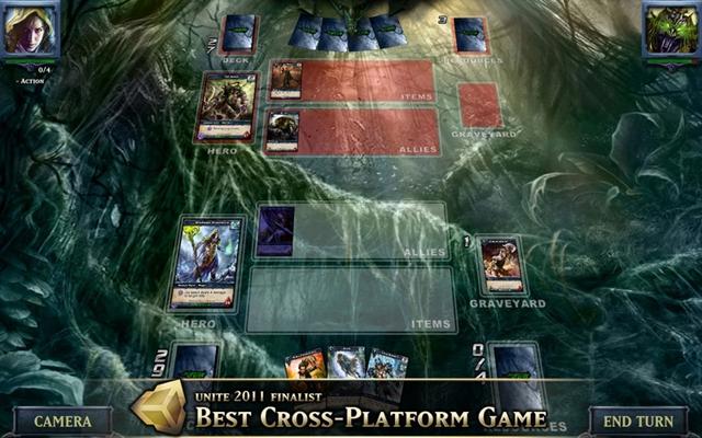 Shadow Era: Dark Prophecies - Imagem 1 do software