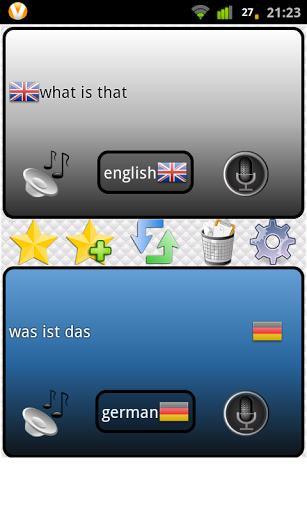 Easy Language Translator - Imagem 1 do software