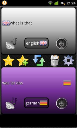 Easy Language Translator - Imagem 2 do software