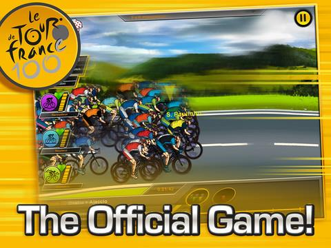 Tour de France 2013 - The Official Game - Imagem 1 do software