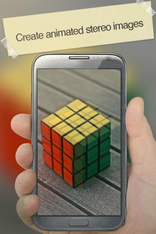 3D Camera - Imagem 1 do software