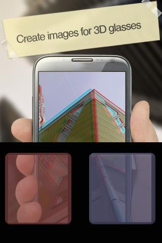 3D Camera - Imagem 2 do software