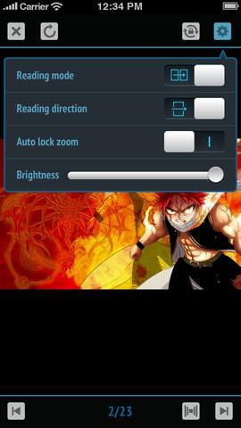 Manga Rock ~ Read and download manga in 7 languages - Imagem 2 do software