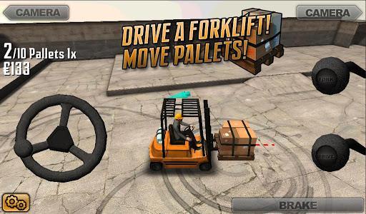 Extreme Forklifting - Imagem 1 do software