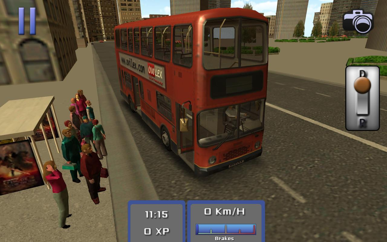 Bus Simulator 3D - Imagem 1 do software