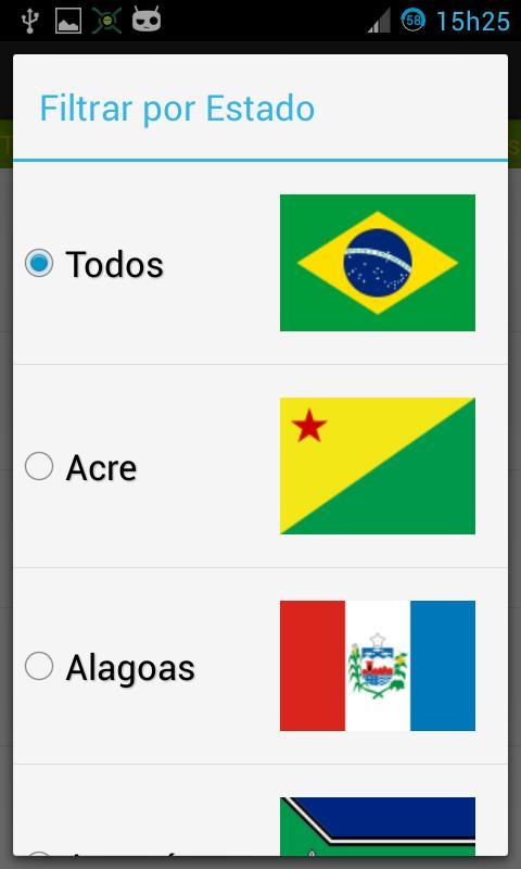 Telefones Úteis Brasileiros - Imagem 2 do software