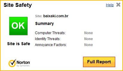 Norton Identity Safe - Imagem 3 do software