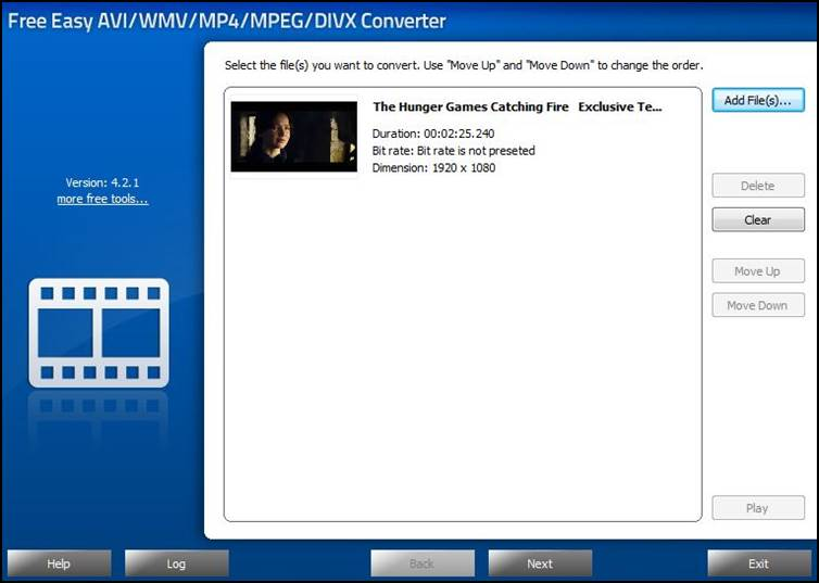 Free WMV Converter on Mac -- How to Free Convert WMV Files to iPhone 4S