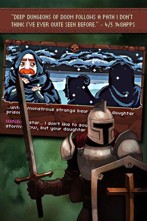 Deep Dungeons of Doom - Imagem 1 do software