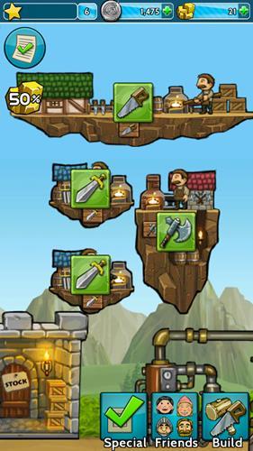 Cloud Castle: Build Kingdoms - Imagem 2 do software