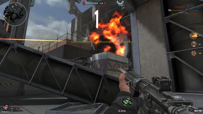 Assault Fire.