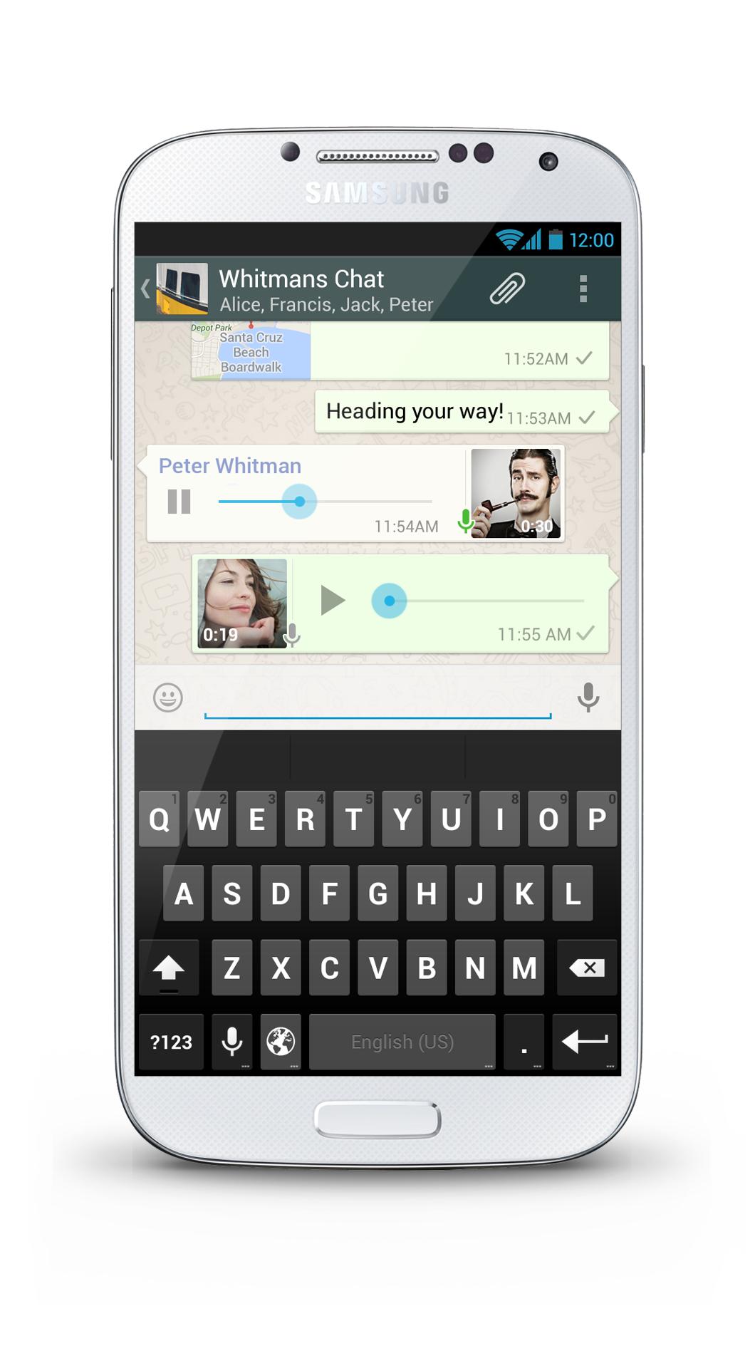 WhatsApp alcança 300 milhões de usuários ativos e inaugura mensagens de voz