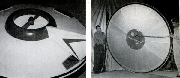 O disco voador de Princeton