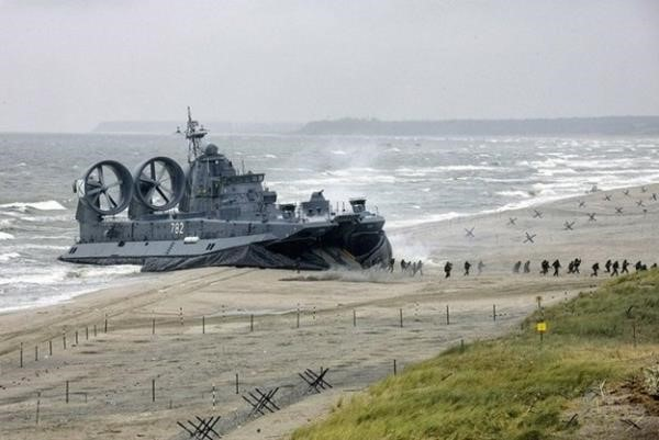 LCAC Russo