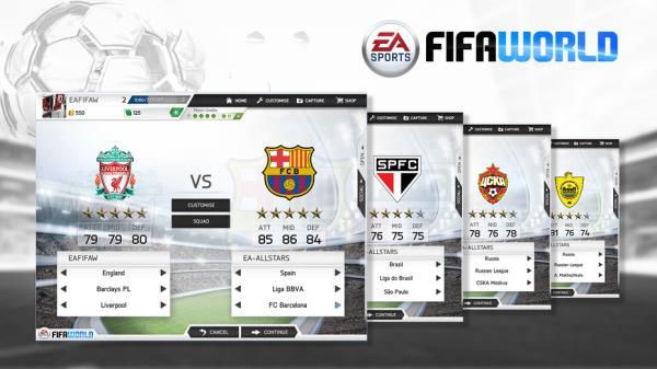 EA anuncia que FIFA World será lançado gratuitamente no Brasil