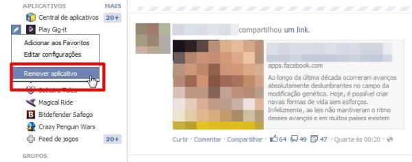Facebook: como saber se sua conta foi infectada pelo Clickjacking