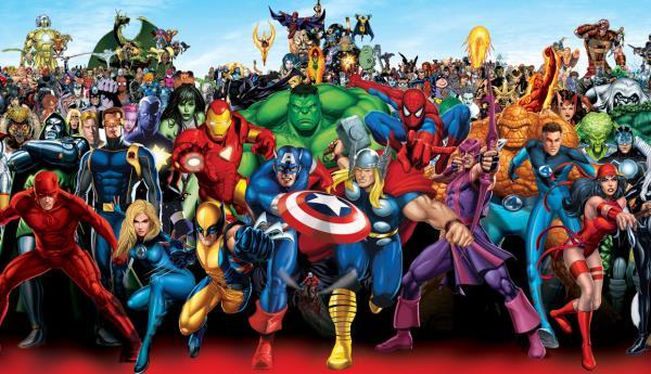 Resultado de imagem para super herois