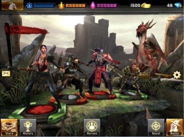 EA anuncia Heroes of Dragon Age, novo jogo mobile e free-to-play