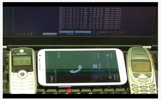 Bloqueadores de sinal | satellite jamming incidents in the life