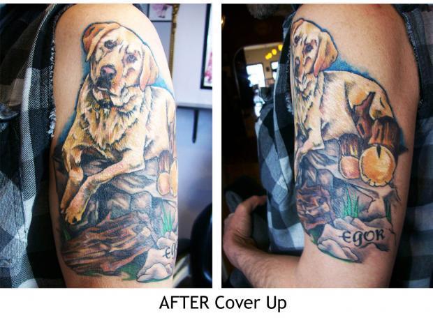 9 Tatuagens Que Receberam Coberturas Impressionantes Mega