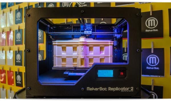 Impressora 3D pode pagar a si mesma em até um ano