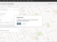 Imagem 2 do Android Device Manager