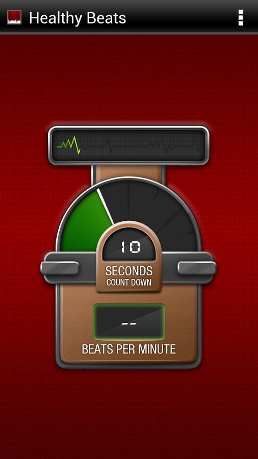 Healthy Beats - Heart Monitor - Imagem 1 do software