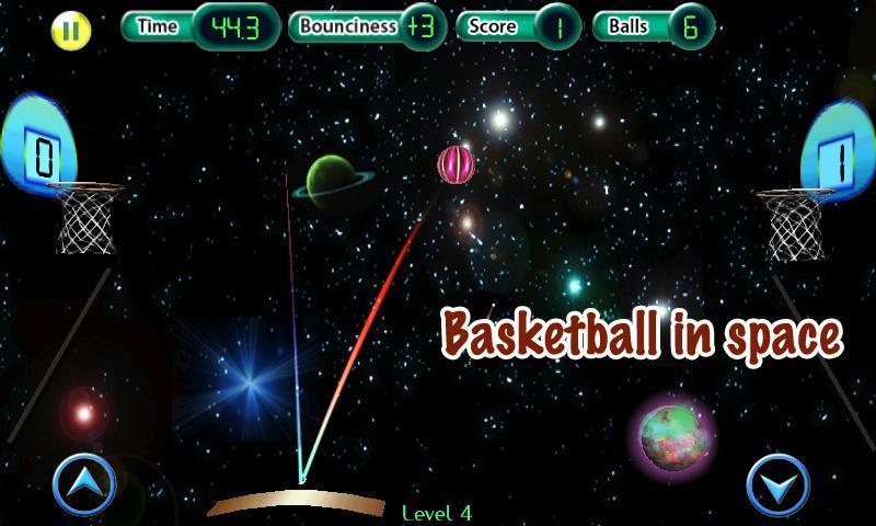 Cosmic Basketball - Imagem 1 do software