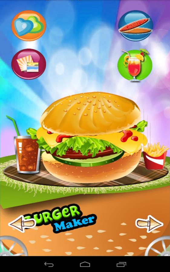 Burger Maker – Jogo de Cozinha - Imagem 2 do software