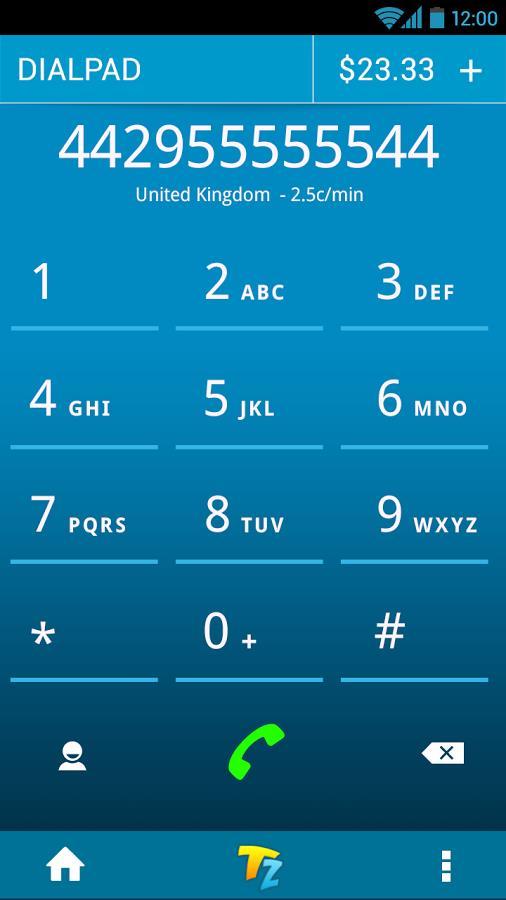 Talkzilla - Imagem 2 do software