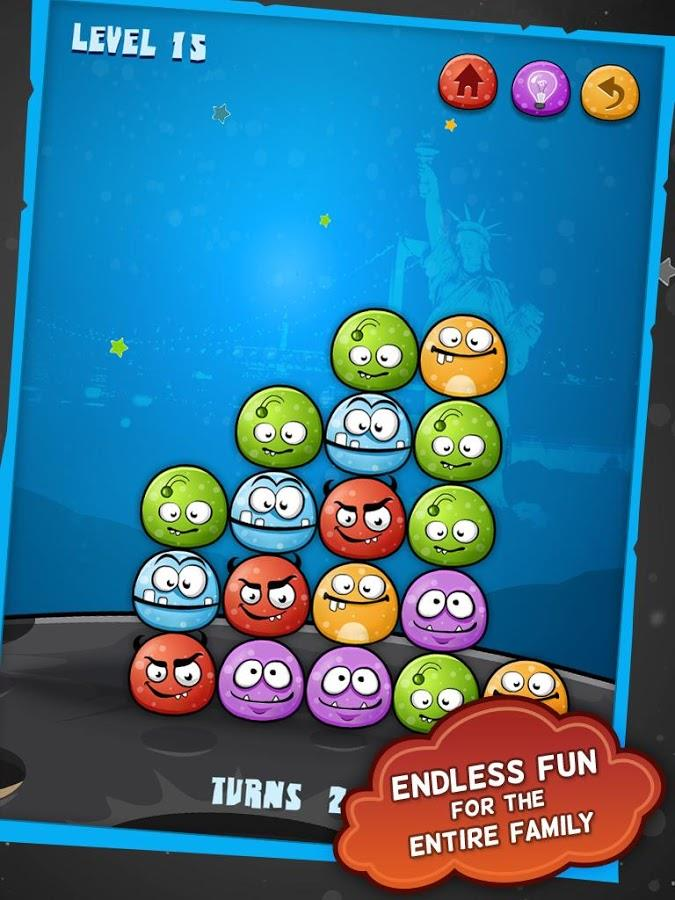 Bibo Monsters - Logic Puzzle - Imagem 1 do software