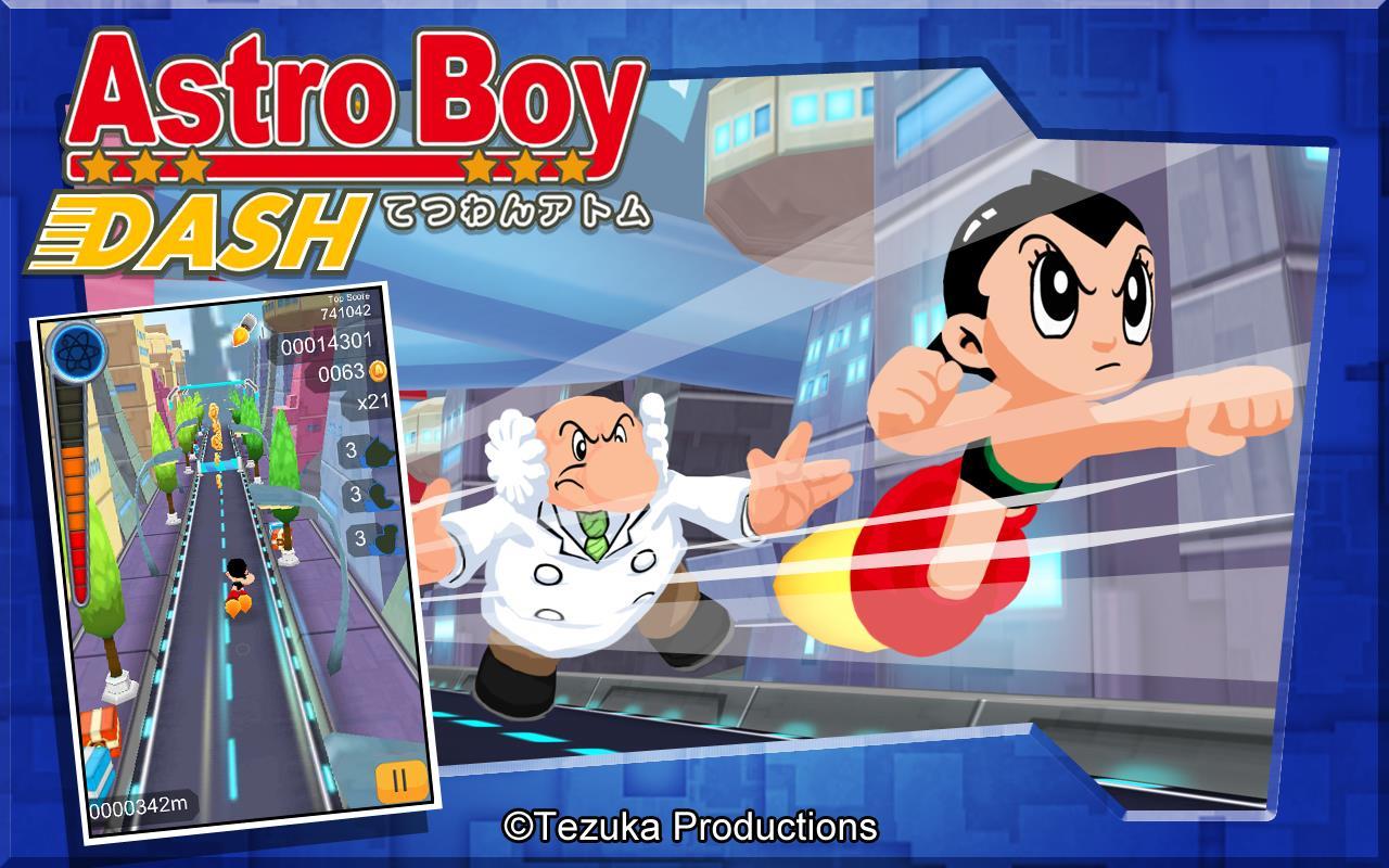 Astro Boy Dash - Imagem 1 do software