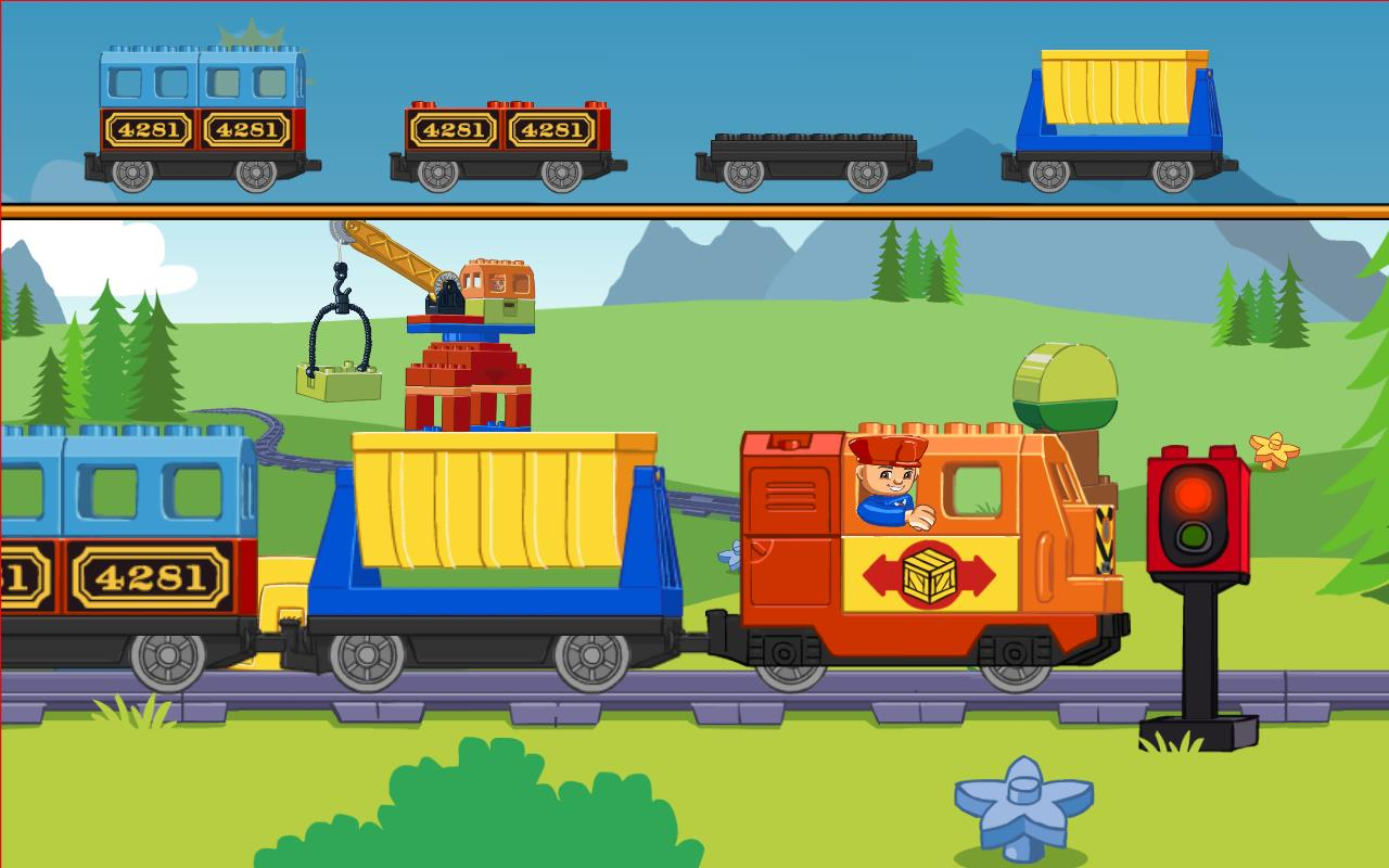 LEGO DUPLO Train - Imagem 1 do software