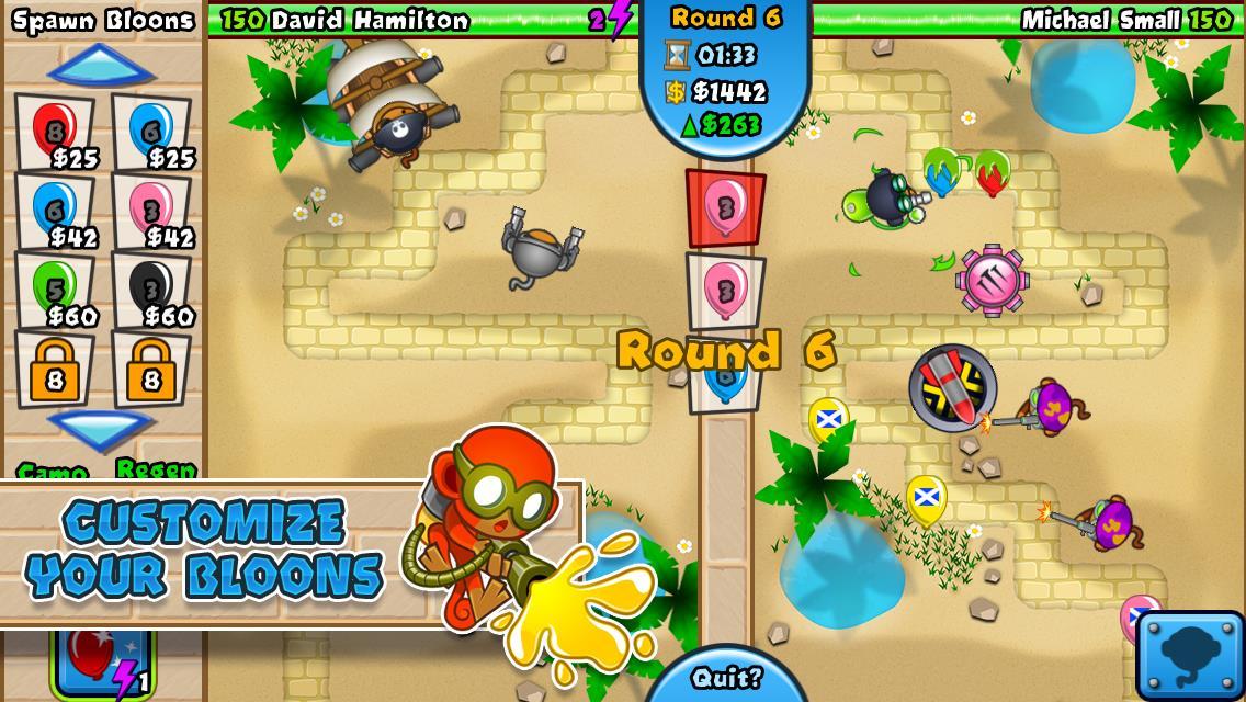 Bloons TD Battles - Imagem 1 do software