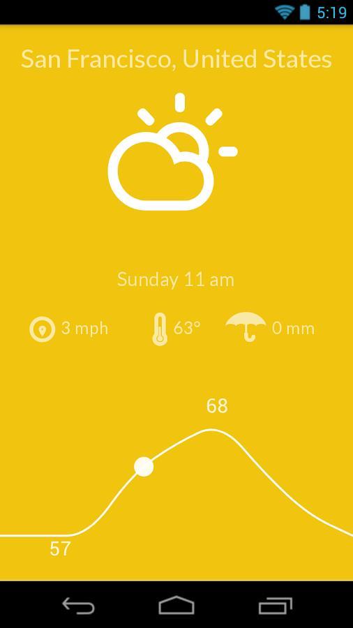 Nice Weather - Imagem 1 do software