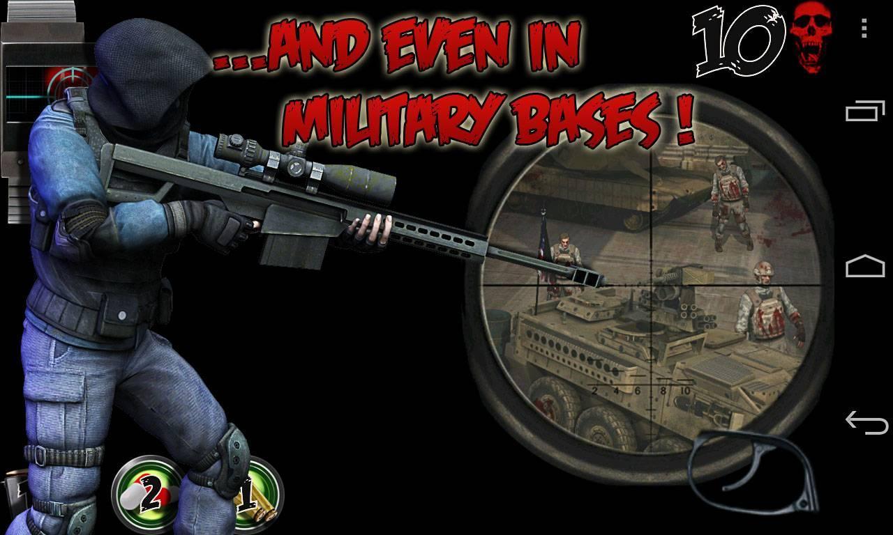 Shooting club 3: Zombie Sniper - Imagem 1 do software