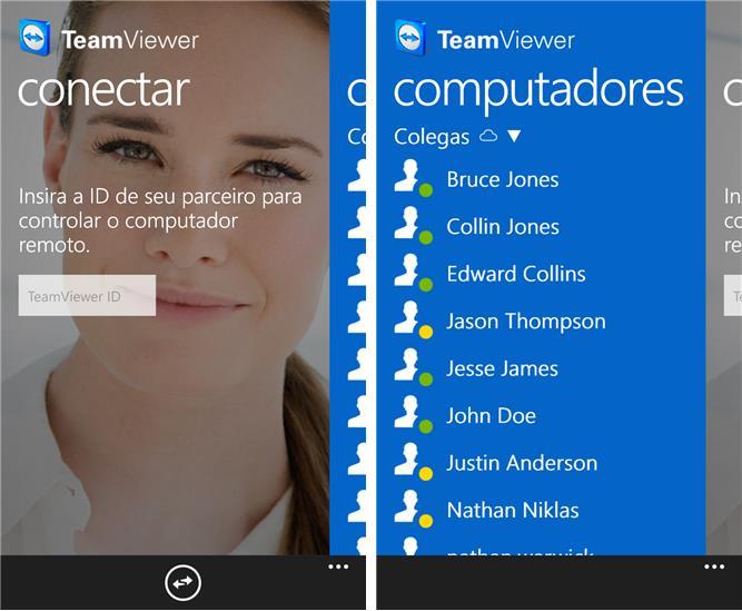 TeamViewer - Imagem 2 do software