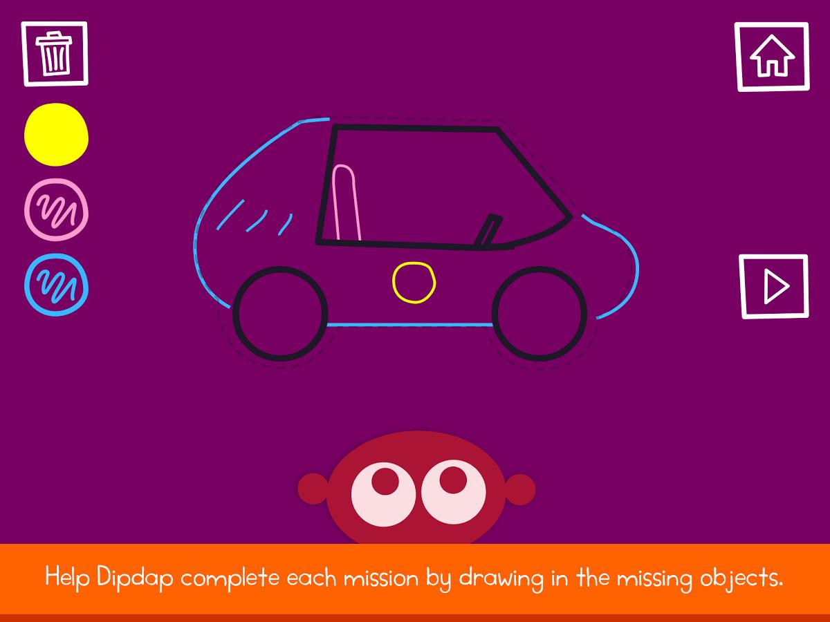 Dipdap - Imagem 1 do software
