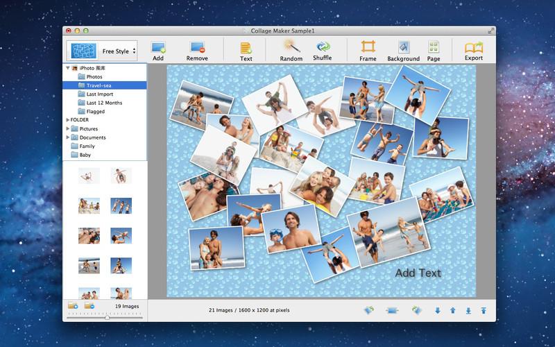 Collage Maker - Imagem 1 do software