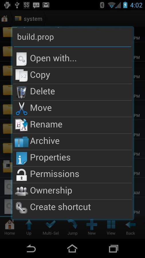 Root Browser - Imagem 1 do software