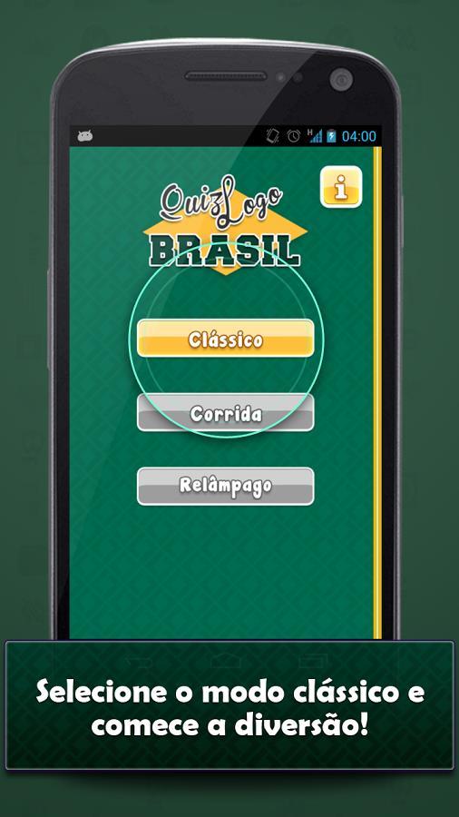 Quiz Logo Brasil - Imagem 1 do software