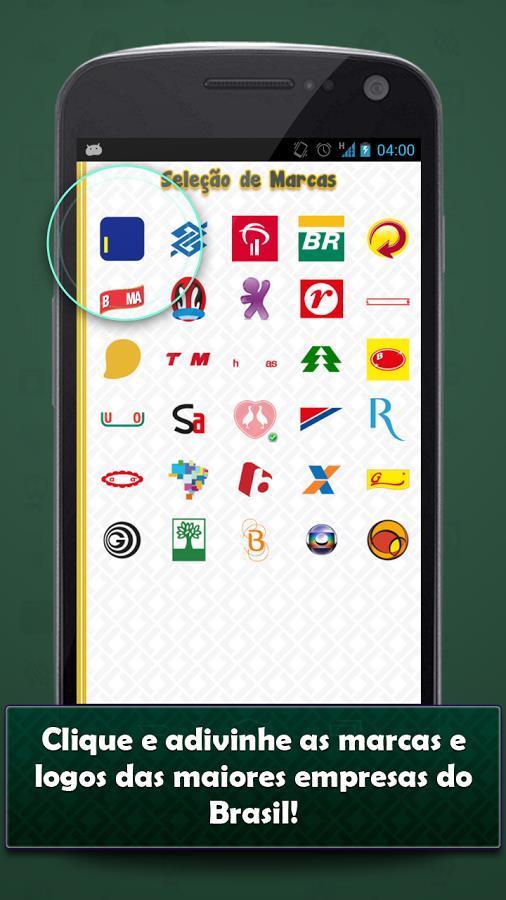 Quiz Logo Brasil - Imagem 2 do software