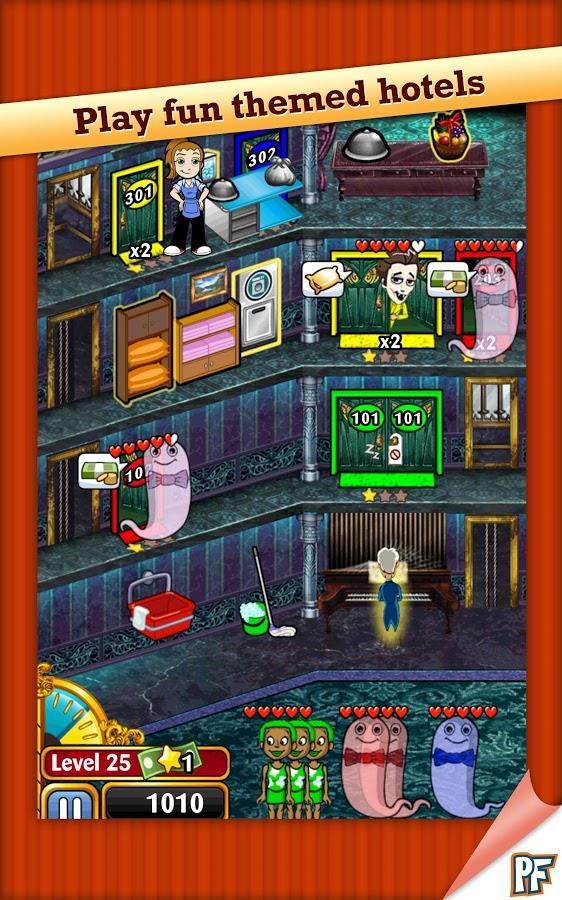 Hotel Dash Deluxe - Imagem 2 do software