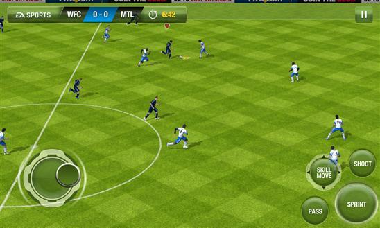 FIFA 13 - Imagem 2 do software