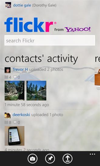 Flickr - Imagem 1 do software