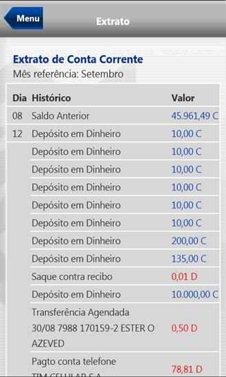 Banco do Brasil - Imagem 2 do software
